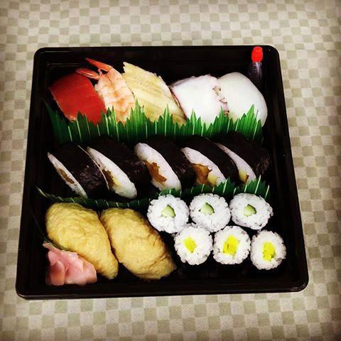 みなみ寿司 菊盛り