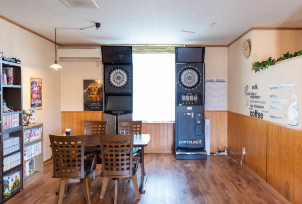 Café Cozy店内