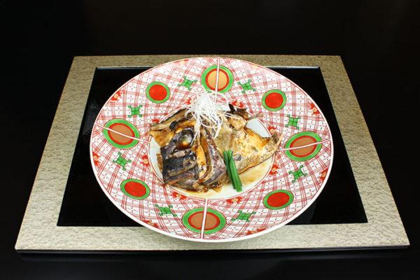 和歌山鯛のあらだき_1,600円(税別)