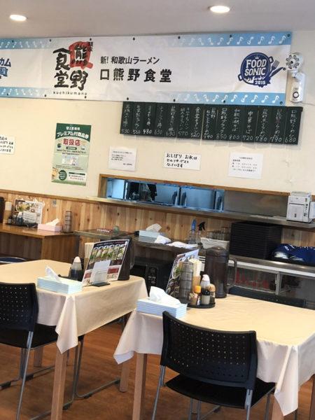 口熊野食堂